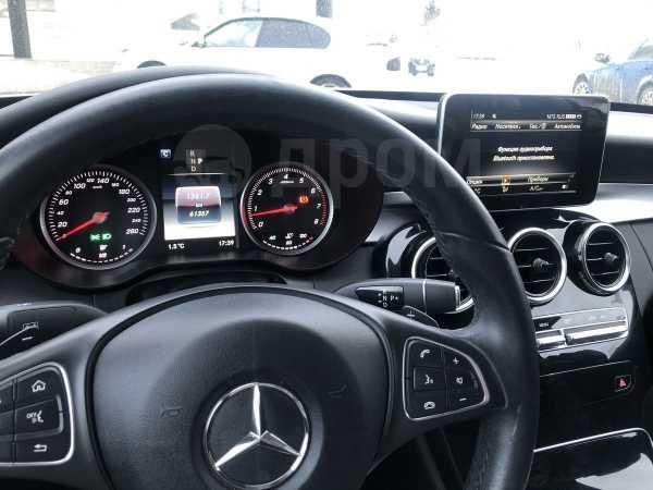 Mercedes-Benz C-Class, 2017 год, 1 300 000 руб.