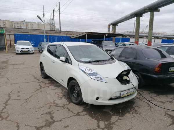 Nissan Leaf, 2011 год, 599 900 руб.