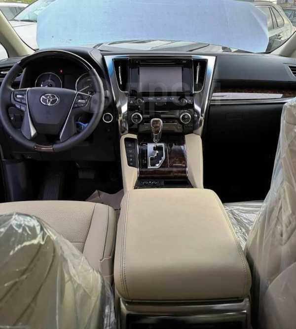 Toyota Alphard, 2019 год, 4 270 000 руб.