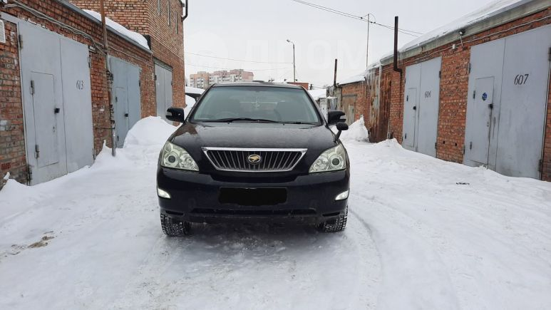 Toyota Harrier, 2008 год, 600 000 руб.