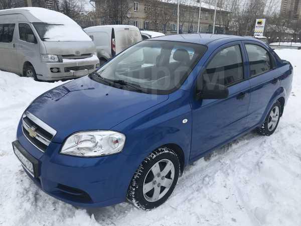 Chevrolet Aveo, 2008 год, 290 000 руб.