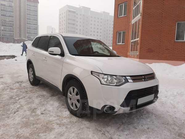 Mitsubishi Outlander, 2014 год, 965 000 руб.
