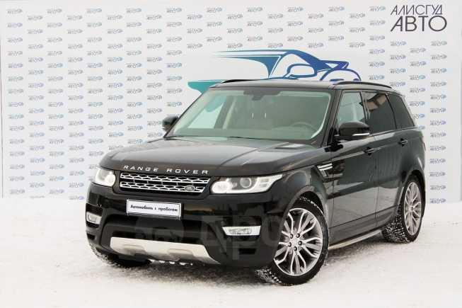 Land Rover Range Rover Sport, 2016 год, 3 150 000 руб.