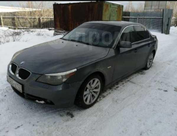 BMW 5-Series, 2005 год, 440 000 руб.