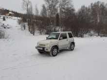 Иркутск Pajero Junior 1998