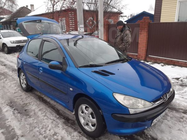 Peugeot 206, 2003 год, 160 000 руб.
