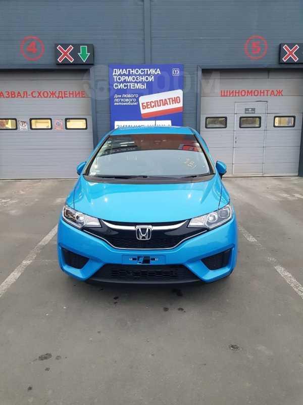 Honda Fit, 2015 год, 820 000 руб.