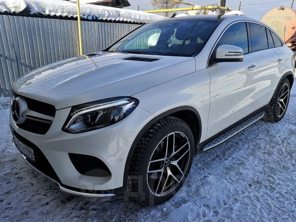 Mercedes-Benz GLE Coupe, 2018 год, 4 999 999 руб.