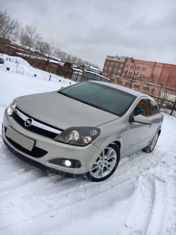 Opel Astra GTC, 2006 год, 270 000 руб.