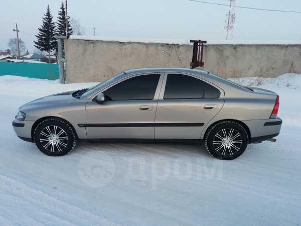 Volvo S60, 2001 год, 287 000 руб.