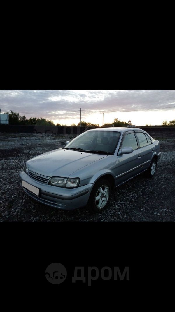 Toyota Tercel, 1998 год, 120 000 руб.