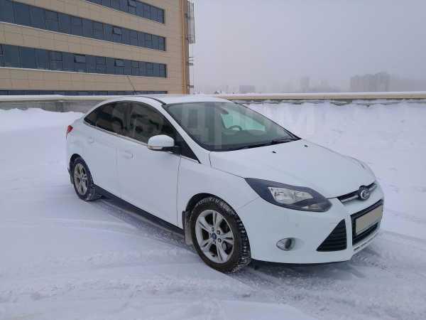 Ford Focus, 2013 год, 530 000 руб.