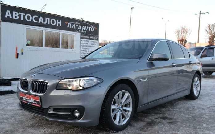 BMW 5-Series, 2015 год, 1 288 000 руб.