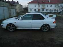 Абинск Impreza WRX STI
