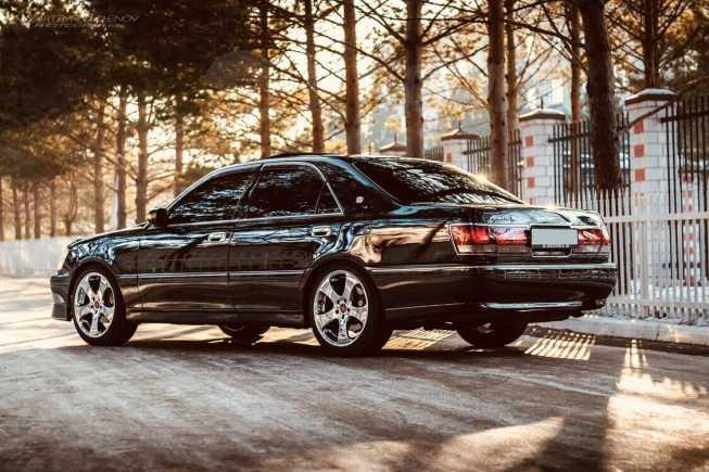 Toyota Crown, 2001 год, 510 000 руб.