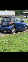Smart Fortwo, 2018 год, 900 000 руб.
