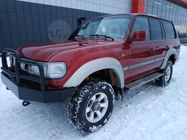 Toyota Land Cruiser, 1991 год, 900 000 руб.