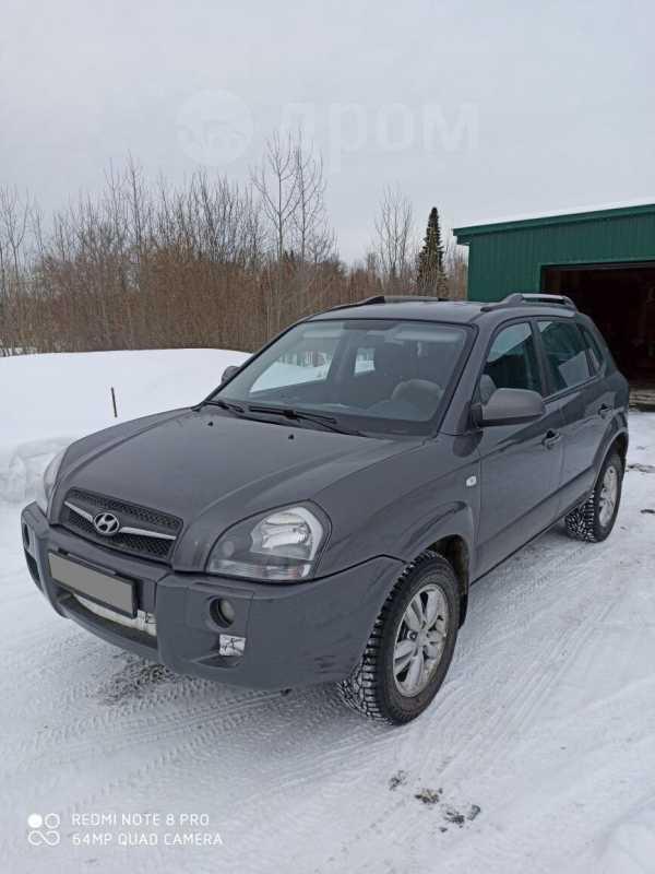 Hyundai Tucson, 2008 год, 490 000 руб.