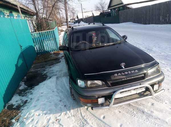 Toyota Caldina, 1997 год, 243 000 руб.