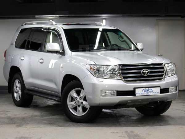 Toyota Land Cruiser, 2011 год, 2 277 000 руб.