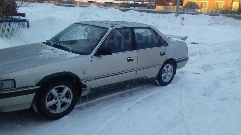 Mazda 626, 1989 год, 57 000 руб.