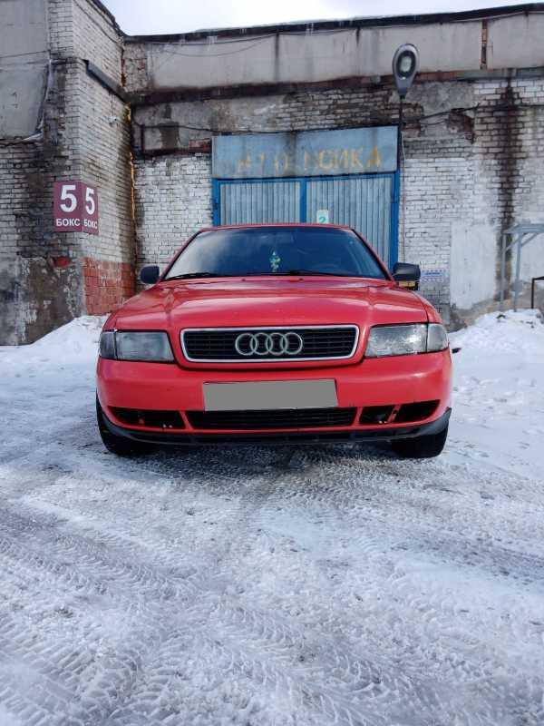 Audi A4, 1996 год, 110 000 руб.