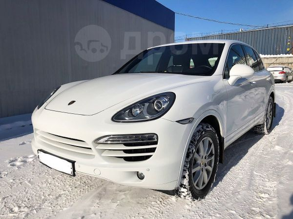 Porsche Cayenne, 2012 год, 2 000 000 руб.