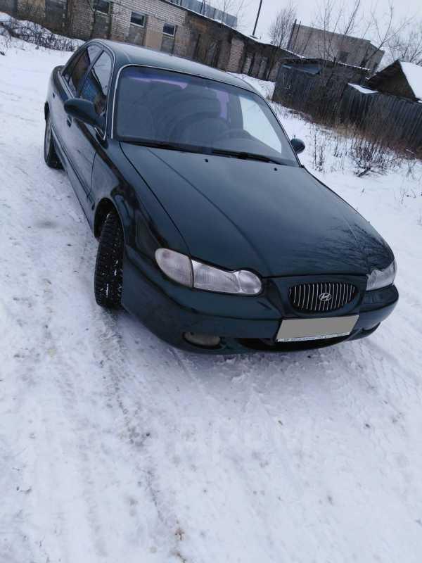 Hyundai Sonata, 1998 год, 130 000 руб.
