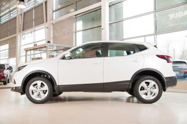 Nissan Qashqai, 2020 год, 1 741 000 руб.