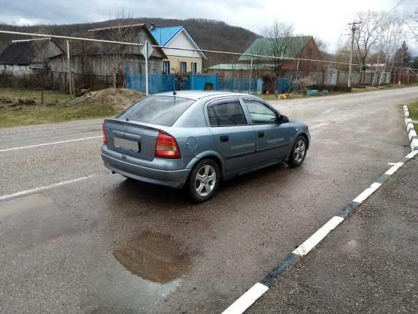 Opel Astra, 2003 год, 135 000 руб.