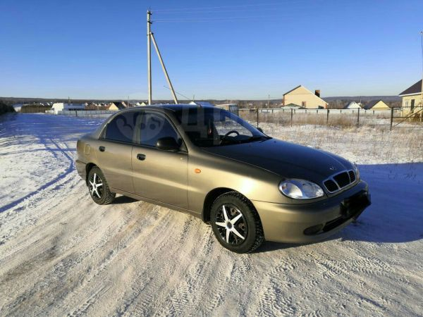 Chevrolet Lanos, 2011 год, 130 000 руб.