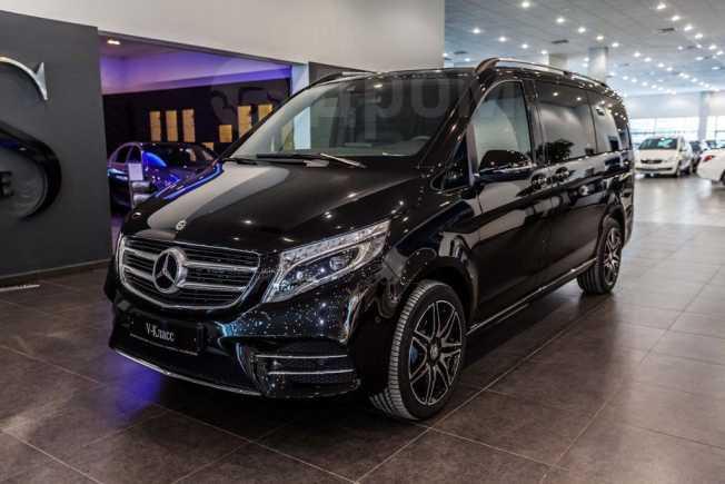 Mercedes-Benz V-Class, 2019 год, 4 680 000 руб.