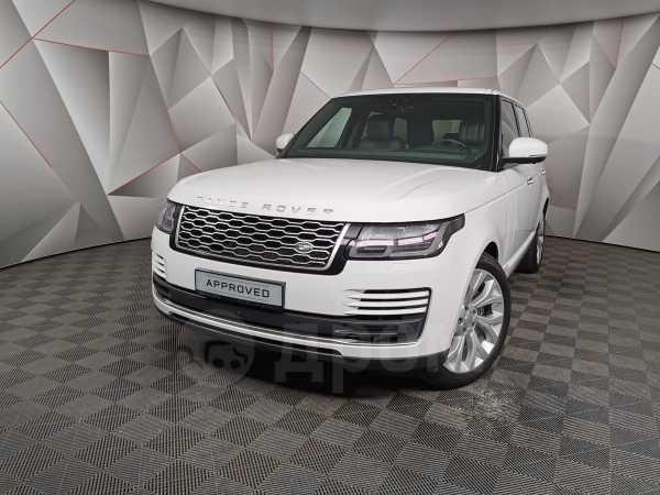 Land Rover Range Rover, 2018 год, 8 032 500 руб.
