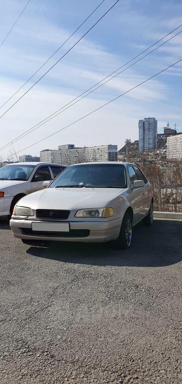 Toyota Sprinter, 1999 год, 130 000 руб.