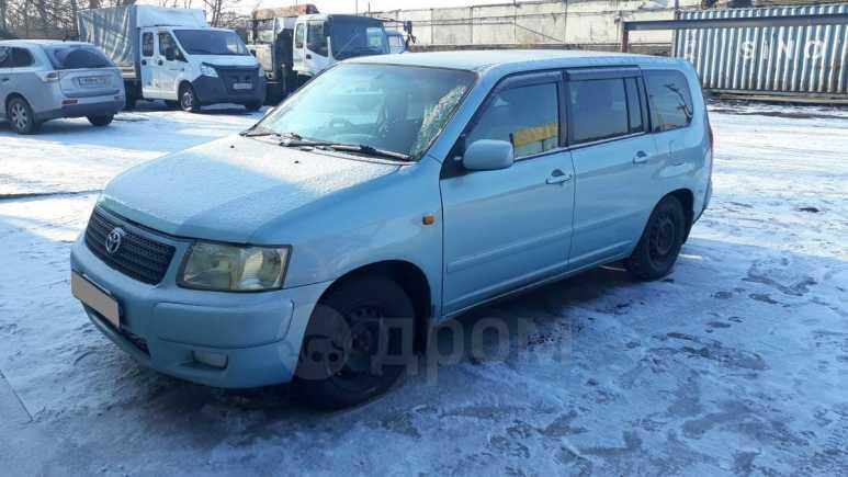 Toyota Succeed, 2005 год, 300 000 руб.