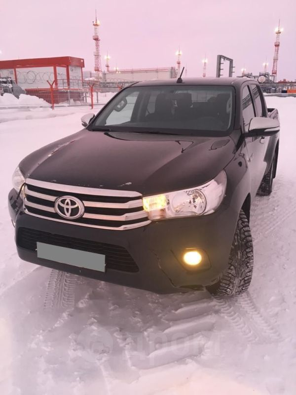 Toyota Hilux Pick Up, 2016 год, 1 750 000 руб.