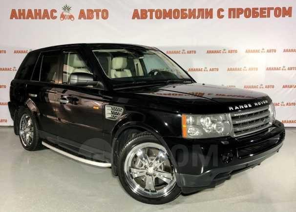Land Rover Range Rover Sport, 2007 год, 797 000 руб.