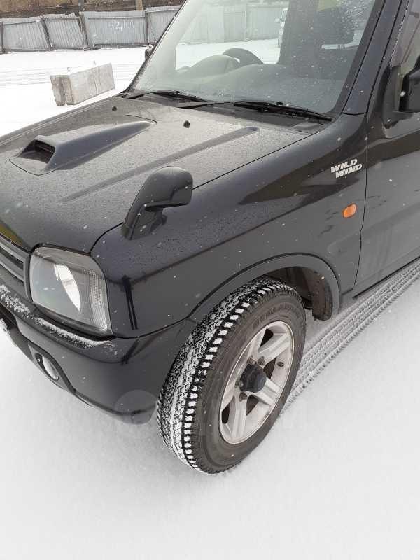 Suzuki Jimny, 2007 год, 475 000 руб.