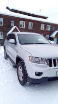 Jeep Grand Cherokee, 2010 год, 1 050 000 руб.