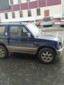 Тулун Pajero Mini 1995