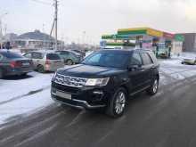 Красноярск Ford Explorer 2018