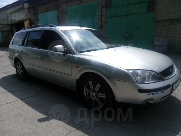 Ford Mondeo, 2001 год, 170 000 руб.