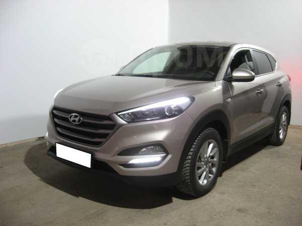 Hyundai Tucson, 2018 год, 1 320 000 руб.