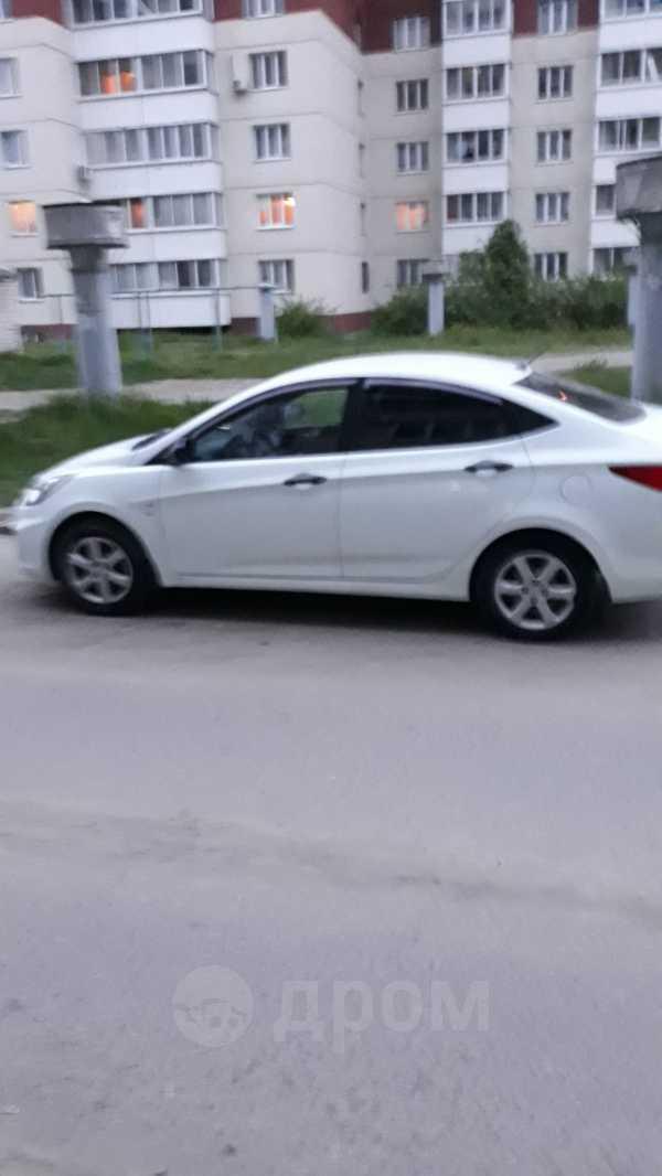 Hyundai Solaris, 2011 год, 409 000 руб.