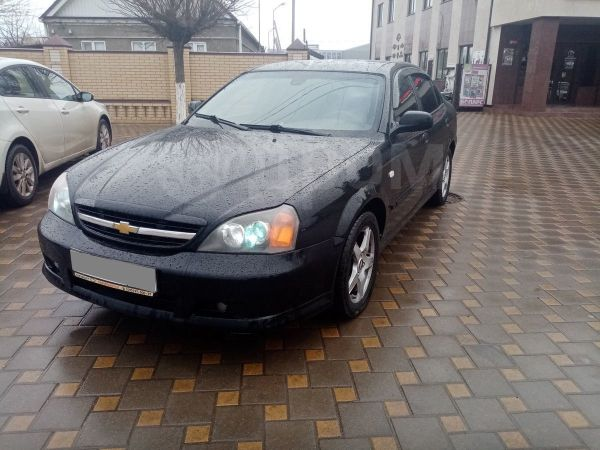 Chevrolet Evanda, 2004 год, 165 000 руб.