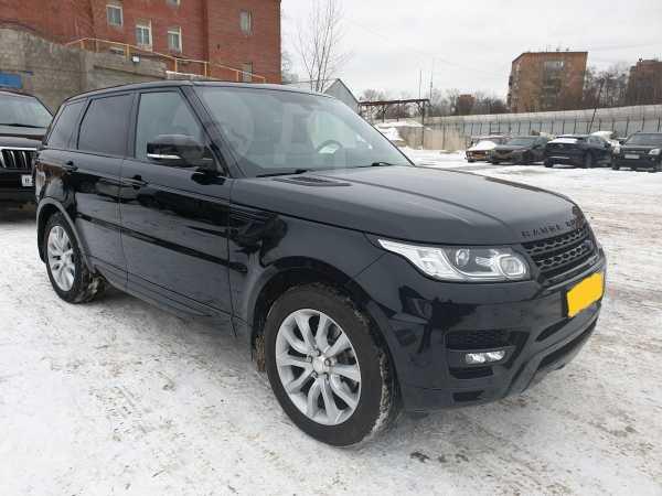 Land Rover Range Rover Sport, 2014 год, 2 710 000 руб.