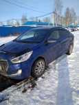 Hyundai Solaris, 2013 год, 370 000 руб.