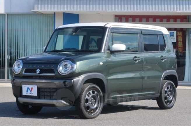 Suzuki Hustler, 2016 год, 550 000 руб.
