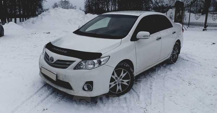 Toyota Corolla, 2012 год, 620 000 руб.