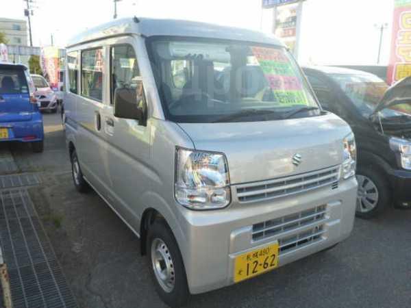 Suzuki Every, 2017 год, 480 000 руб.
